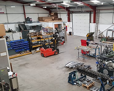 Tool Rooms and Assembly